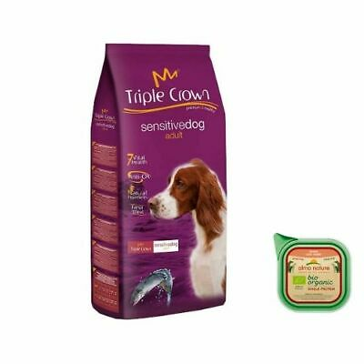 Pienso para perros sensibles TRIPLE CROWN SENSITIVE DOG