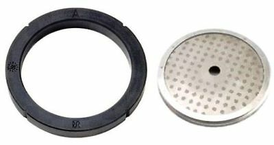 Rancilio Silvia Group Head Seal & Shower screen (Genuine) Sold by Coffee-A-Roma!