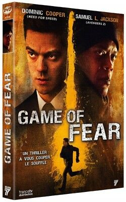 Game of fear DVD NEUF SOUS BLISTER