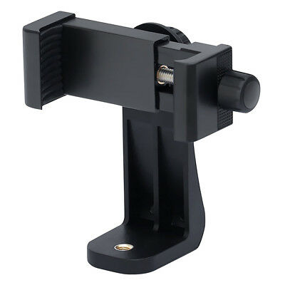 Universal Smartphone Tripod Adapter, Cell Phone Holder Mount Adapter for iP W7A4