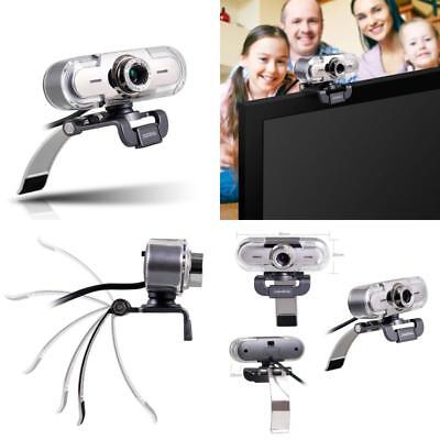 Webcam 1080P PAPALOOK PA452 Full HD PC Skype Camera, Web Cam with Microphone Set