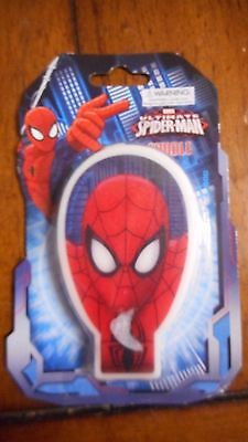 Spiderman Party Items - Candles, Banners & More