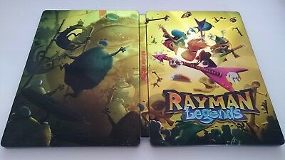 Rayman Legends : Steelbook Vide/Empty [Collector - G1 - Ps3/Xbox360]