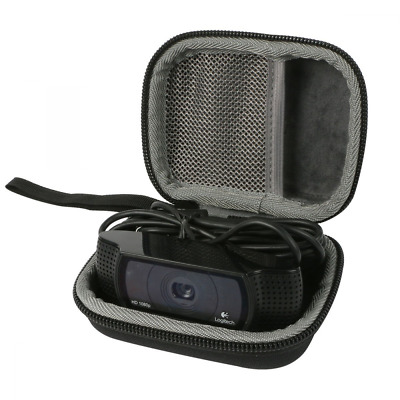 Logitech Webcam Hard Case fits C930 C920 C270 1080p HD Pro by CO2CREA Travel