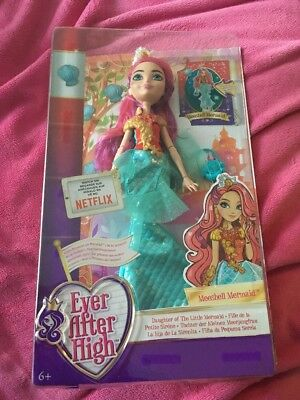 ❤️Ever After High Meeshell Mermaid Doll Brand New In Box!!❤️