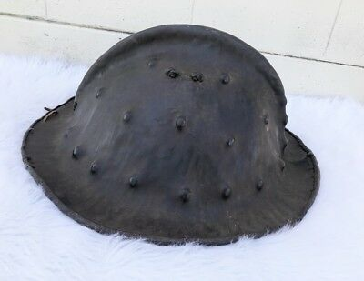 "Rare 24"" Ethiopian Tribal SHIELD, Animal Hide - Africa/African/Ethiopia - Ex!!"
