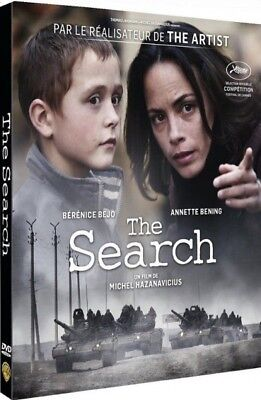 The search DVD NEUF SOUS BLISTER
