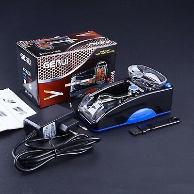 Automatic Electric Cigarette Rolling Machine Tobacco Injector Maker Roller Tool