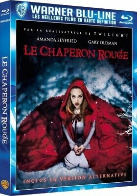Le chaperon rouge BLU-RAY NEUF SOUS BLISTER