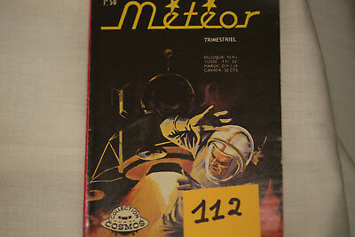 Météor (112) n°183--la menace-TBE-1972