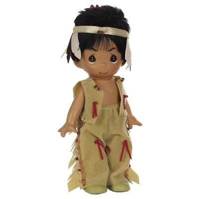Precious Moments Dolls by The Doll Maker, Linda Rick,Ten Little Indians , 8 inch