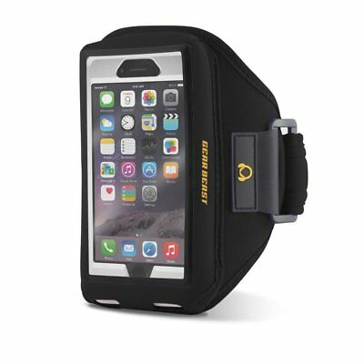 Gear Beast Armband Compatible w iPhone 6,6s,7,8,X & Galaxy S6,7,8 -  Rugged Case