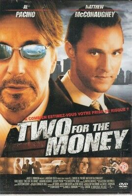 Two for the money DVD NEUF SOUS BLISTER