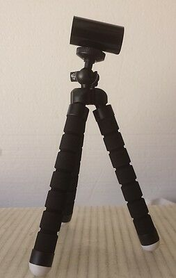 Swivel Head Mini Tripod & FREE Laser Holder -Paranormal Ghost Hunting Equipment