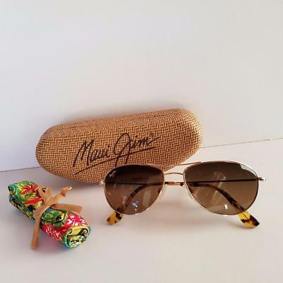 Maui Jim Sunglasses Baby Beach $210 MRSP $299