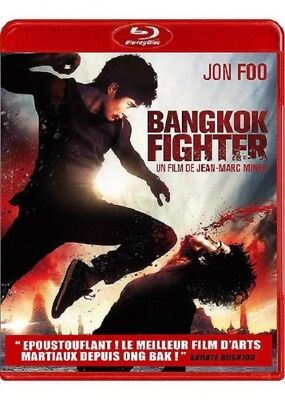 Bangkok fighter BLU-RAY NEUF SOUS BLISTER