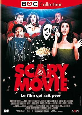 Scary Movie DVD NEUF SOUS BLISTER