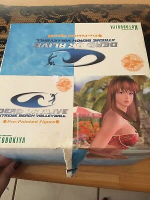 Kotobukiya One Coin Figure Dead or Alive Xtreme Beach Volleyball 12 full case