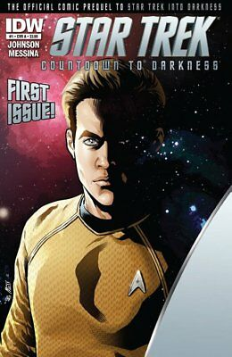 Star Trek Countdown To Darkness #1 Cover A IDW