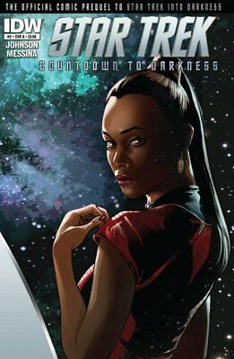 Star Trek Countdown To Darkness #2 Cover A IDW