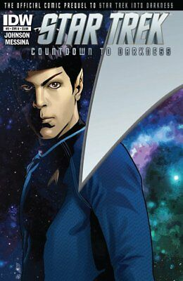 Star Trek Countdown To Darkness #3 Cover A IDW