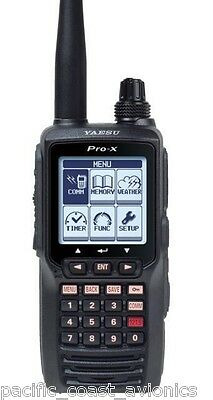 Yaesu FTA-450L Handheld Com Transceiver w/ Li Ion Battery