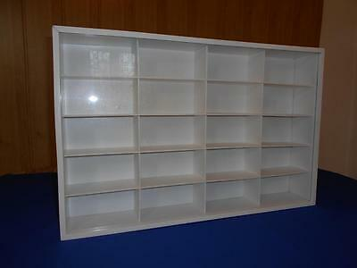 Showcase, Wall Display case cabinet for 1/43 diecast scale cars D