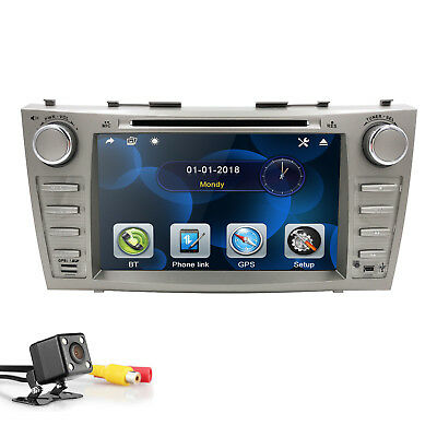 "8"" Toyota Camry 2007-2011 GPS Navigation Car Radio Stereo DVD Player+Camera+MAP"