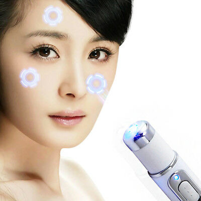 1X Face Therapy Acne Blue Light Laser Pen Soft Scar Wrinkle Removal Treatment K4