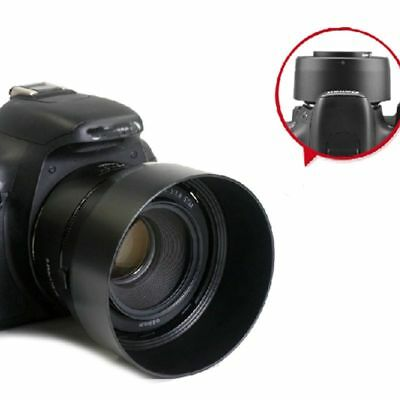 lens hood ES-68 L-HOODES68 Black Best Deal for Canon EF50mm F1.8 STM top quality