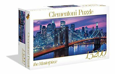 Clementoni - 38009 - High Quality Collection Puzzle - New York - 13200 (w0L)