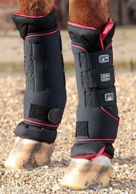 *REDUCED* PEI Nano-Tec Infrared Boot Wraps - Large-Front