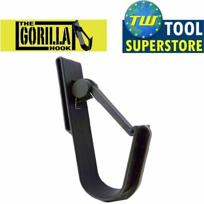 Gorilla Hook Universal Tool Belt Hook Clip Holder for Scaffolders Drill Wrench