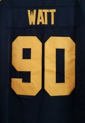 ad33fd7117e TJ WATT Pittsburgh Steelers #90 jersey all stitched BRAND NEW!! COLOR RUSH!