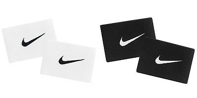 2 x Nike Guard Stays NEW Band Football Rugby Sports Mens Socks Holder Shin
