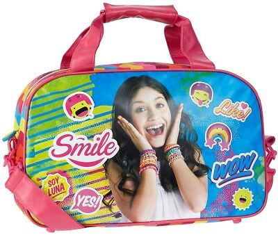 Soy Illustrated O Soy Luna - 52422 - Sports / Travel Bag