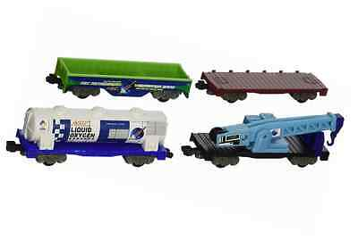 Power City Trains Space Exploration Toy Train Pack