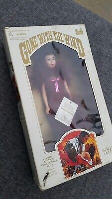 Gone With The Wind Scarlett O'hara World Doll 1989