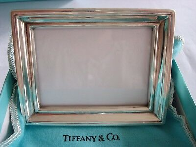 TIFFANY sterling silver ~ VINTAGE PICTURE FRAME  ~ FABULOUS!