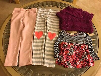 Girls Size 6 4 Piece Lot