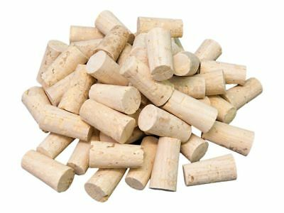 20 x Tapered Corks Bung Stopper Bottle size: 15 / 19 mm