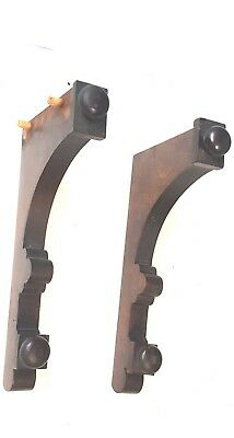 Vintage Corbels Interior Accents Entryway  Mantel  Brackets Shelves