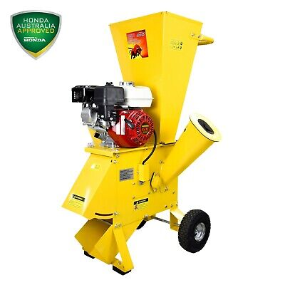 Greatbull GBD601AH Chipper Shredder/Mulcher – Honda GX200 6.5hp Engine