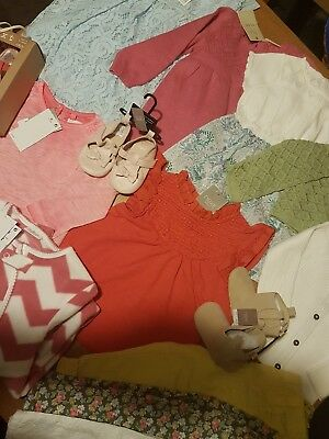 BNWT Next Baby Girl Bundle size 9-12 months
