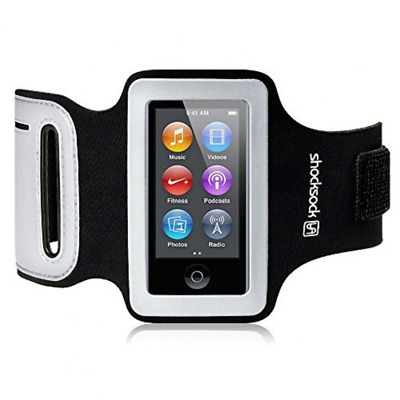 iPod Nano Touch / Nano 7 Shocksock Reflective Sports Armband / Case / Cover / Ho