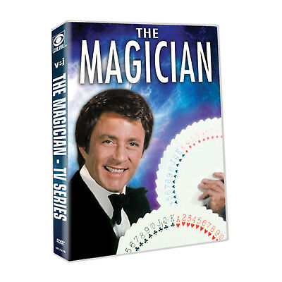 The Magician - Classic TV Detective Series - 21 Episodes on 4 DVDs - Bill Bixby