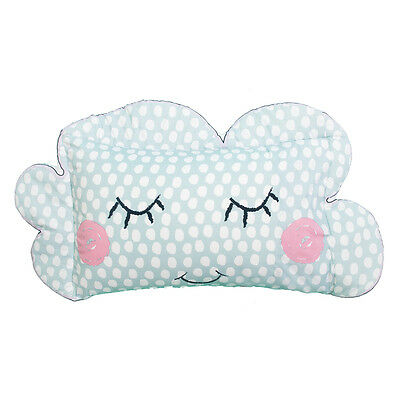 Novelty Pillow Case Kids Cloud smile face pillowcase Decor Novelty