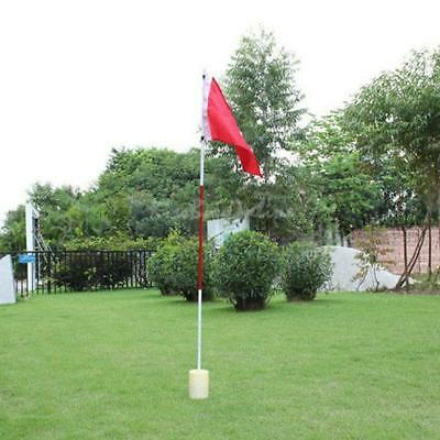 Backyard Flag and Putting Cup - Golf Flagstick and Cup