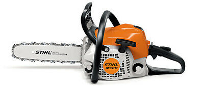 Tronçonneuse STIHL MS 211 guide 35 cm