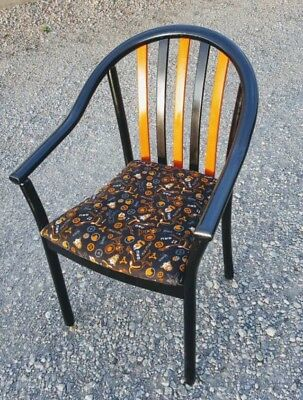 *CUSTOM* Despicable Me Gru Chair Upcycled Refurbished Stuart Minion Movie Accent